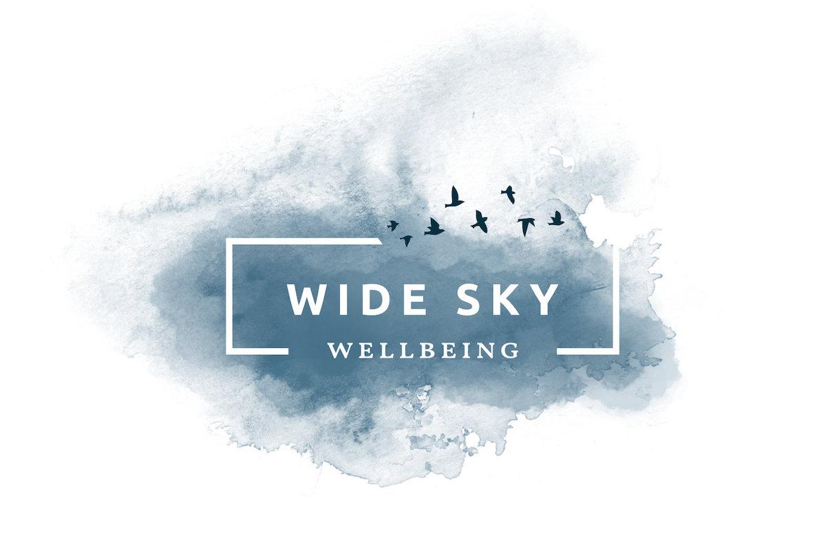 wellbeing coaching logo design